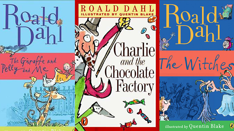 The Best Roald Dahl Books For Kids Including Matilda And The Bfg