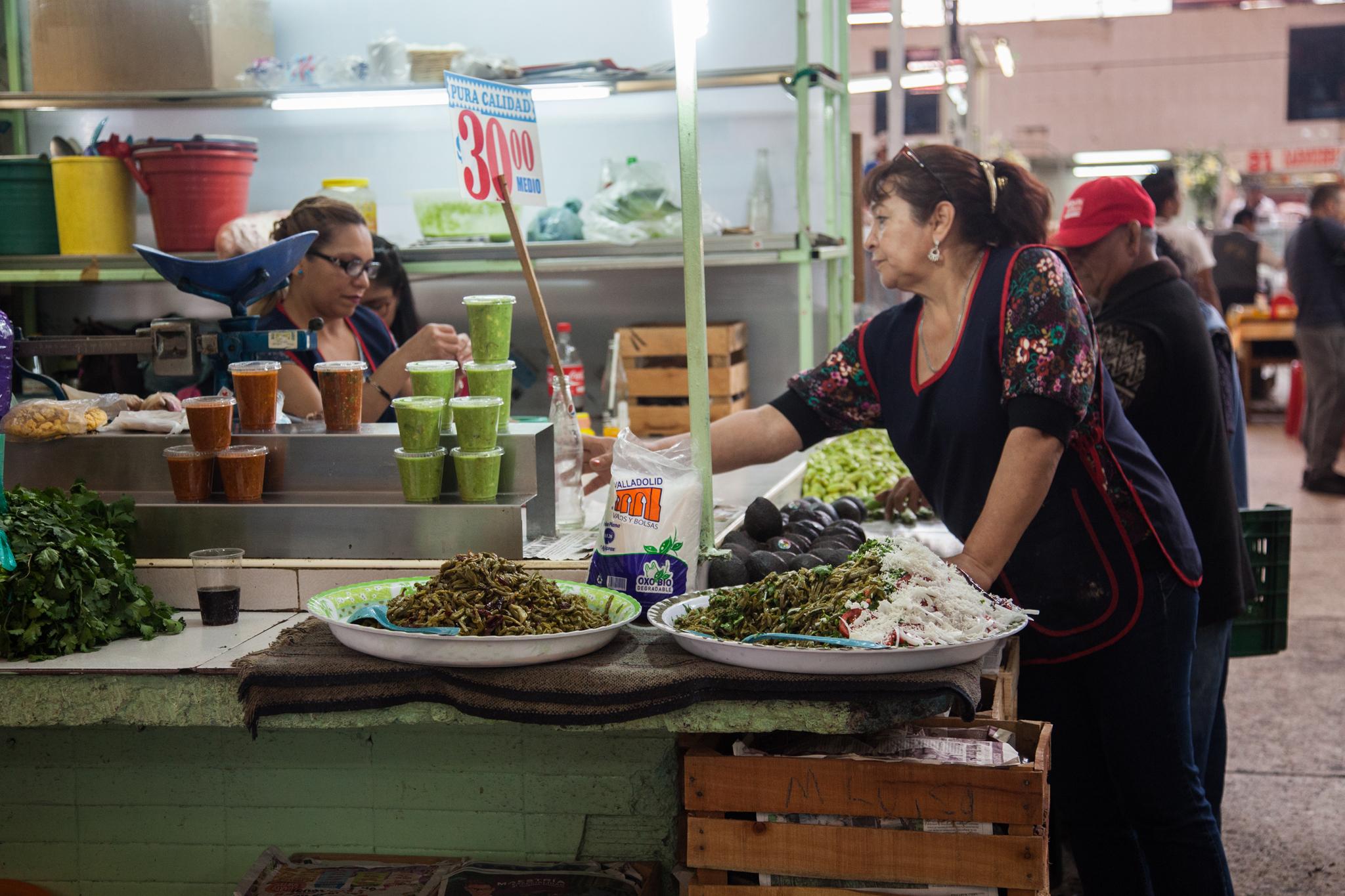 Mercado Azcapotzalco