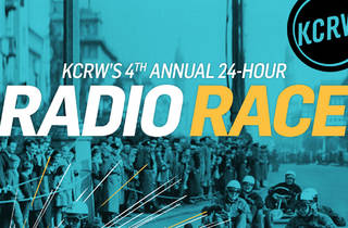 KCRW's 24-Hour Radio Race