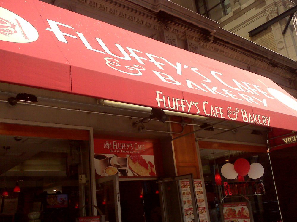 Fluffy's Cafe & Pizzeria