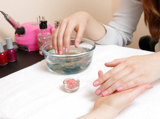 Best cheap nail salons in nyc for stylish mani pedis on a budget issa nail salon prinsesfo Image collections