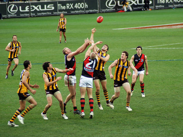 Generic AFL match