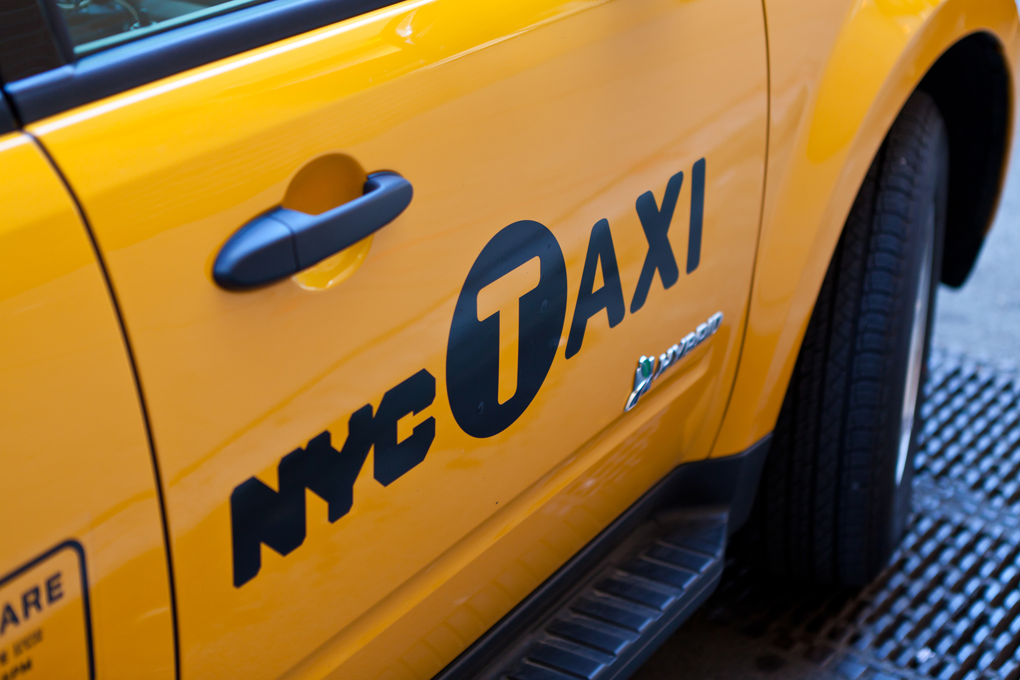 Soon you'll be able to share rides in yellow taxis