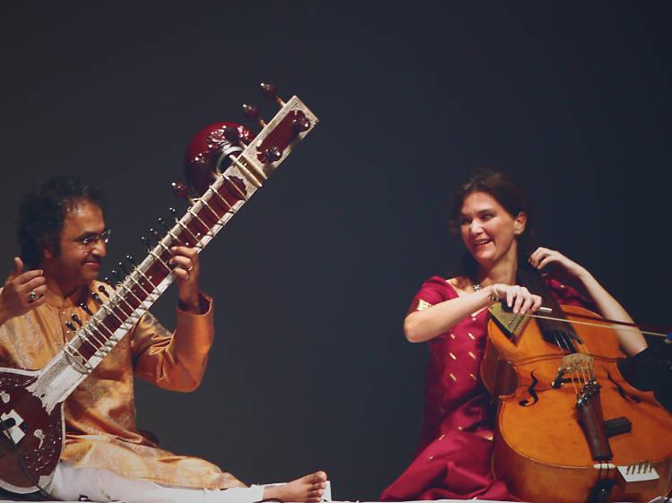 Shubhendra and Saskia Rao