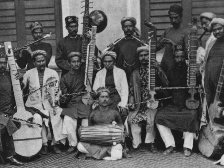 Exhibition of Vintage Hindustani Musical Instruments