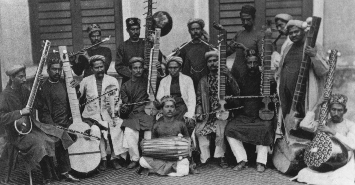 Exhibition of Vintage Hindustani Musical Instruments