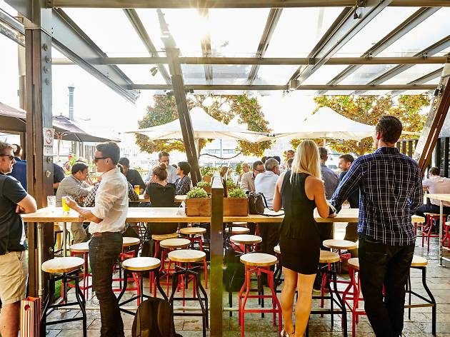 The best restaurants in Darling Harbour