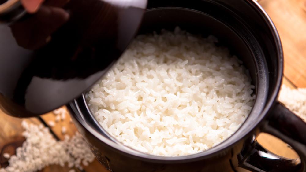 米を愛する。