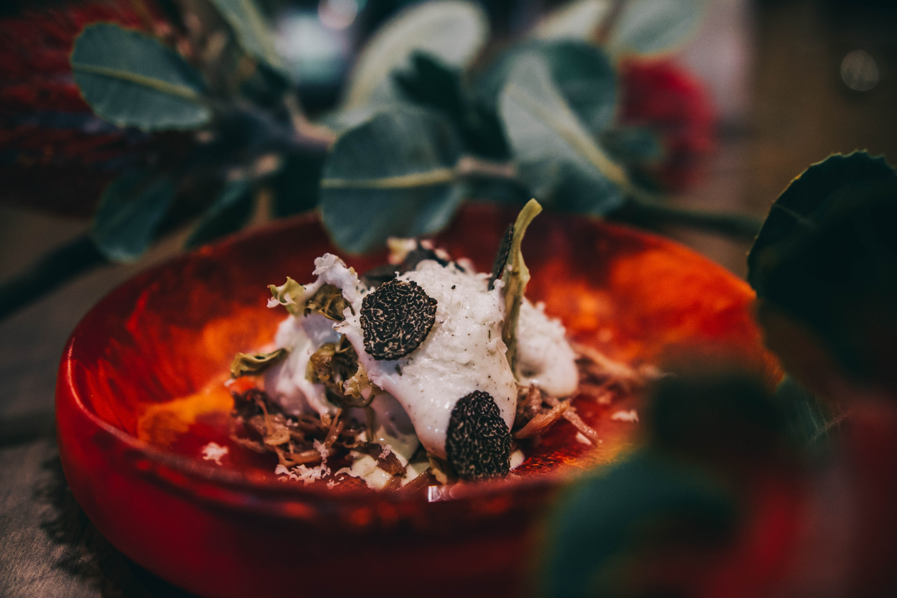 Win a seven course experimental dessert degustation by Messina