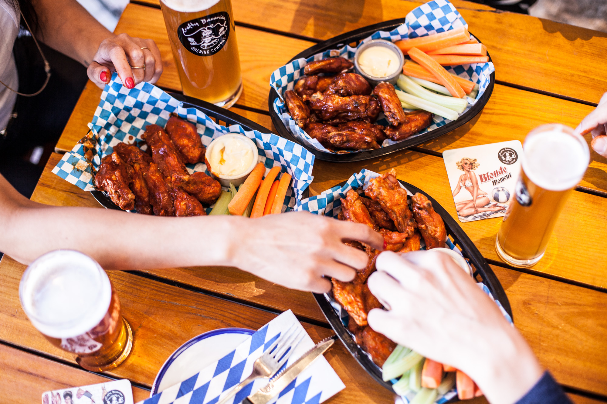 10c Wings for National Chicken Wing Day