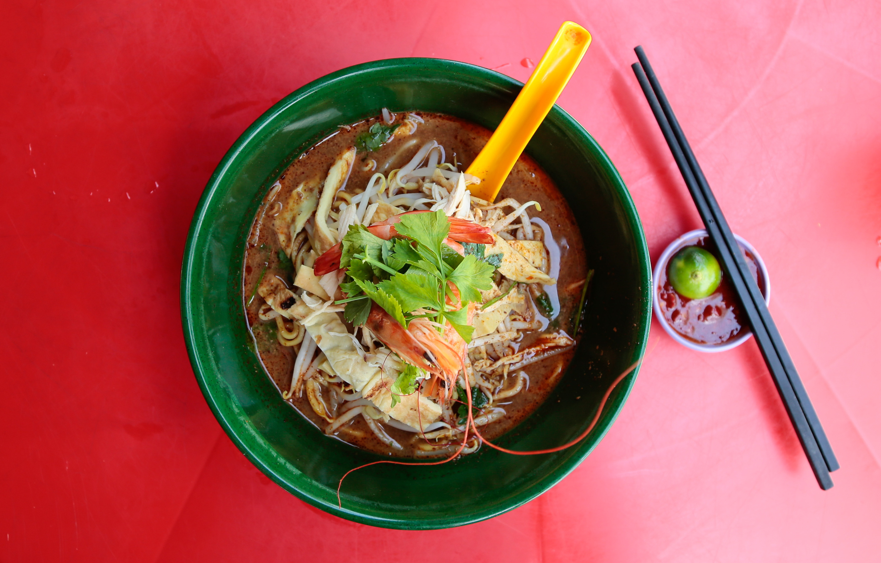 Best noodle dishes in KL