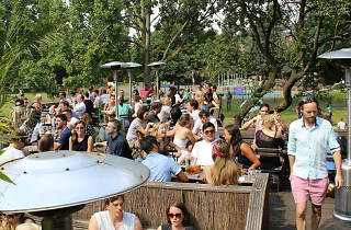 best pubs near parks in london, pub on the park