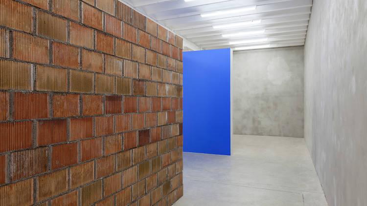 Instal·lació de Pieter Vermeersch