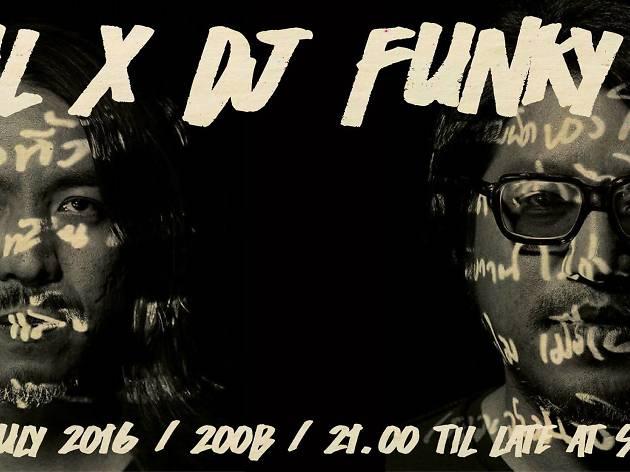 DJ Tul X DJ Funky Pump