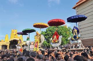 Nallur Kovil Festival