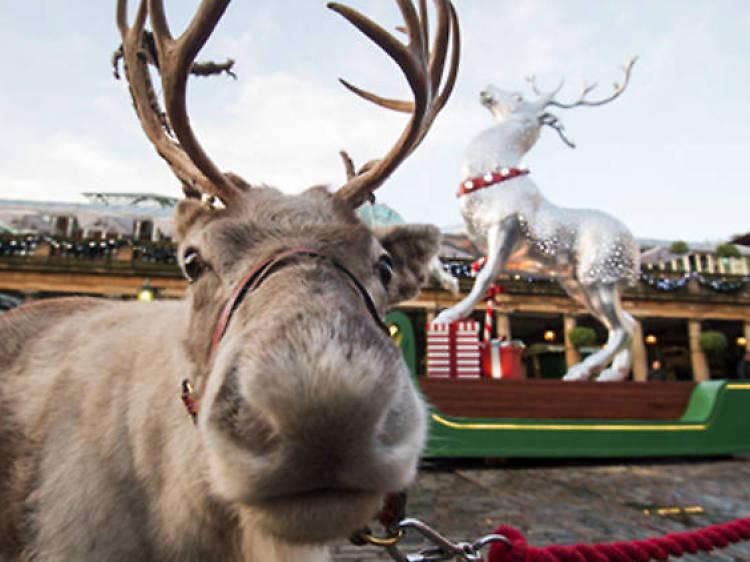 Best London Christmas activities for children
