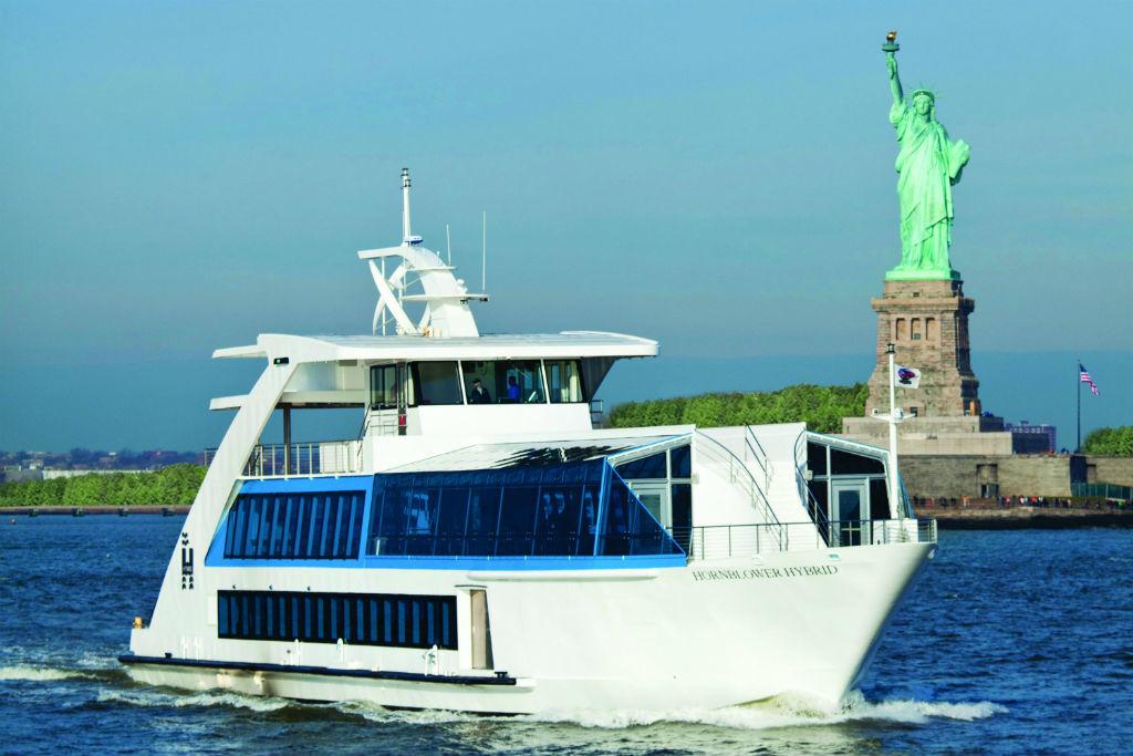 Lady Liberty Lunch Cruise
