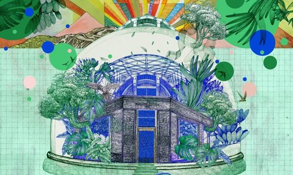 Garden Party par Lucille Clerc