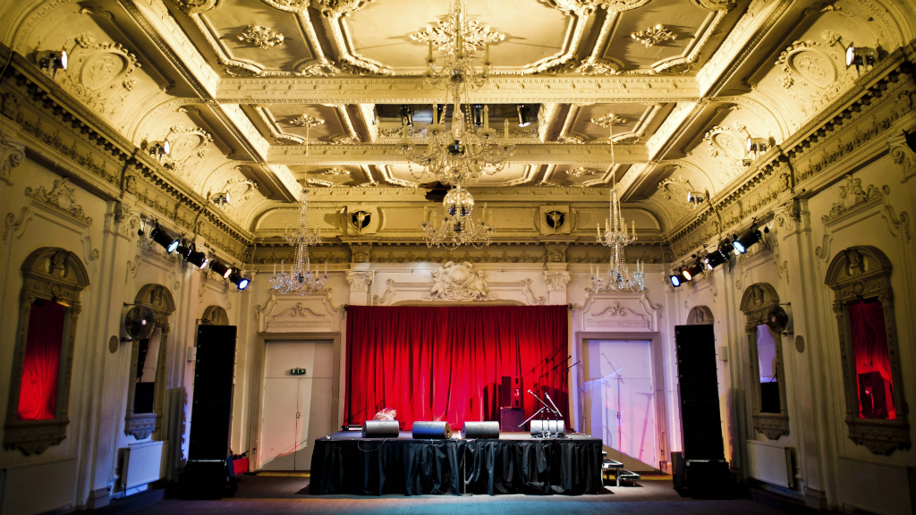 So you've never been to… Bush Hall?