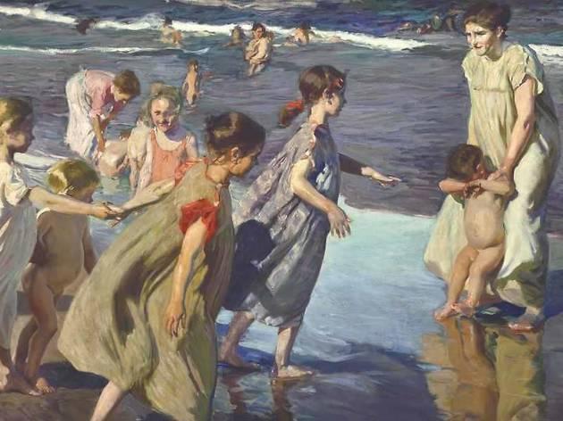(Joaquin Sorolla, 'L'Eté', 1904 © La Havane, Museo Nacional de Bellas Artes / Photo : David Rodriguez)