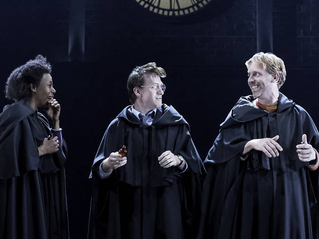 Harry Potter and the Cursed Child is coming to Broadway in 2018