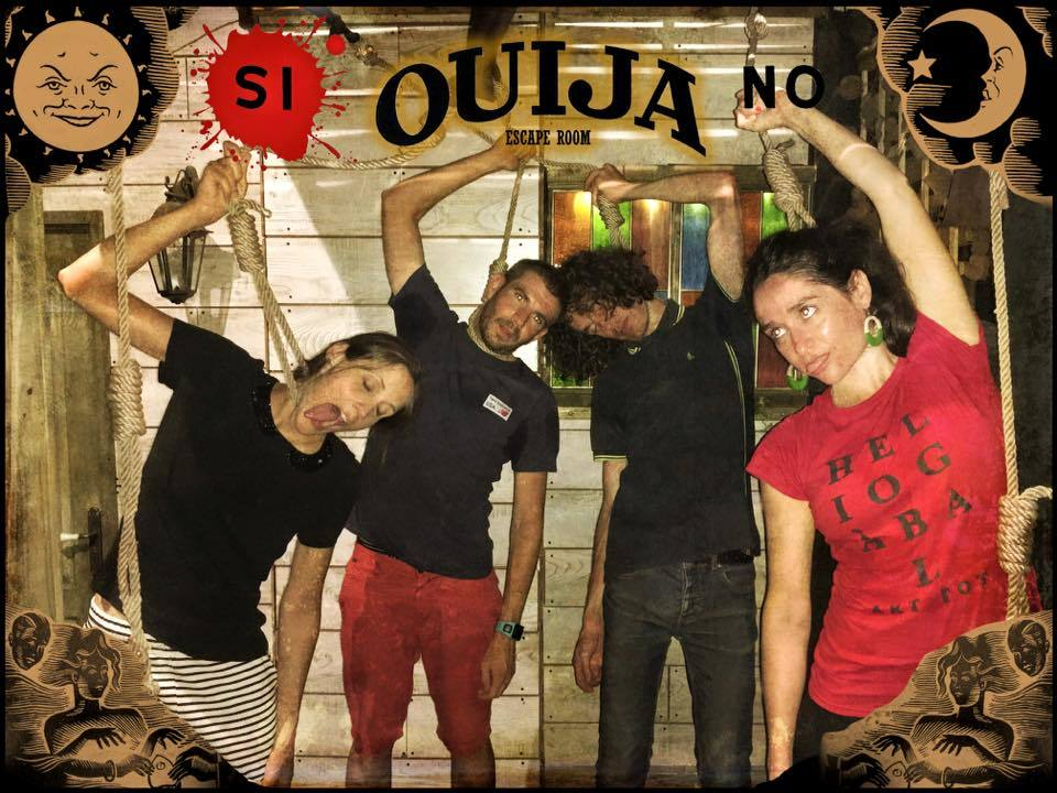 Room Escape La Ouija
