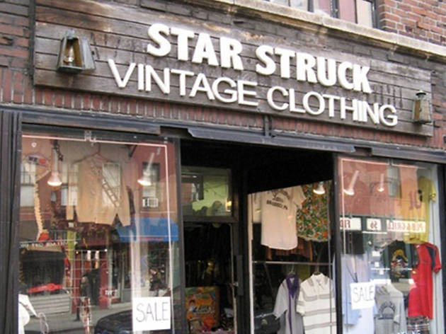 Star Struck Vintage Clothing Shopping In West Village