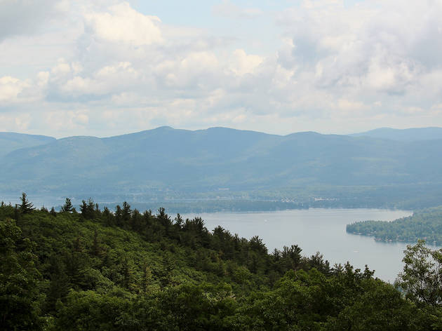 Enjoy the wilderness in the Adirondacks/Lake George
