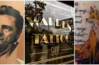 The Warren Tattoo Shop