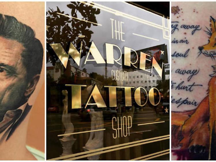 The Warren Tattoo Shop