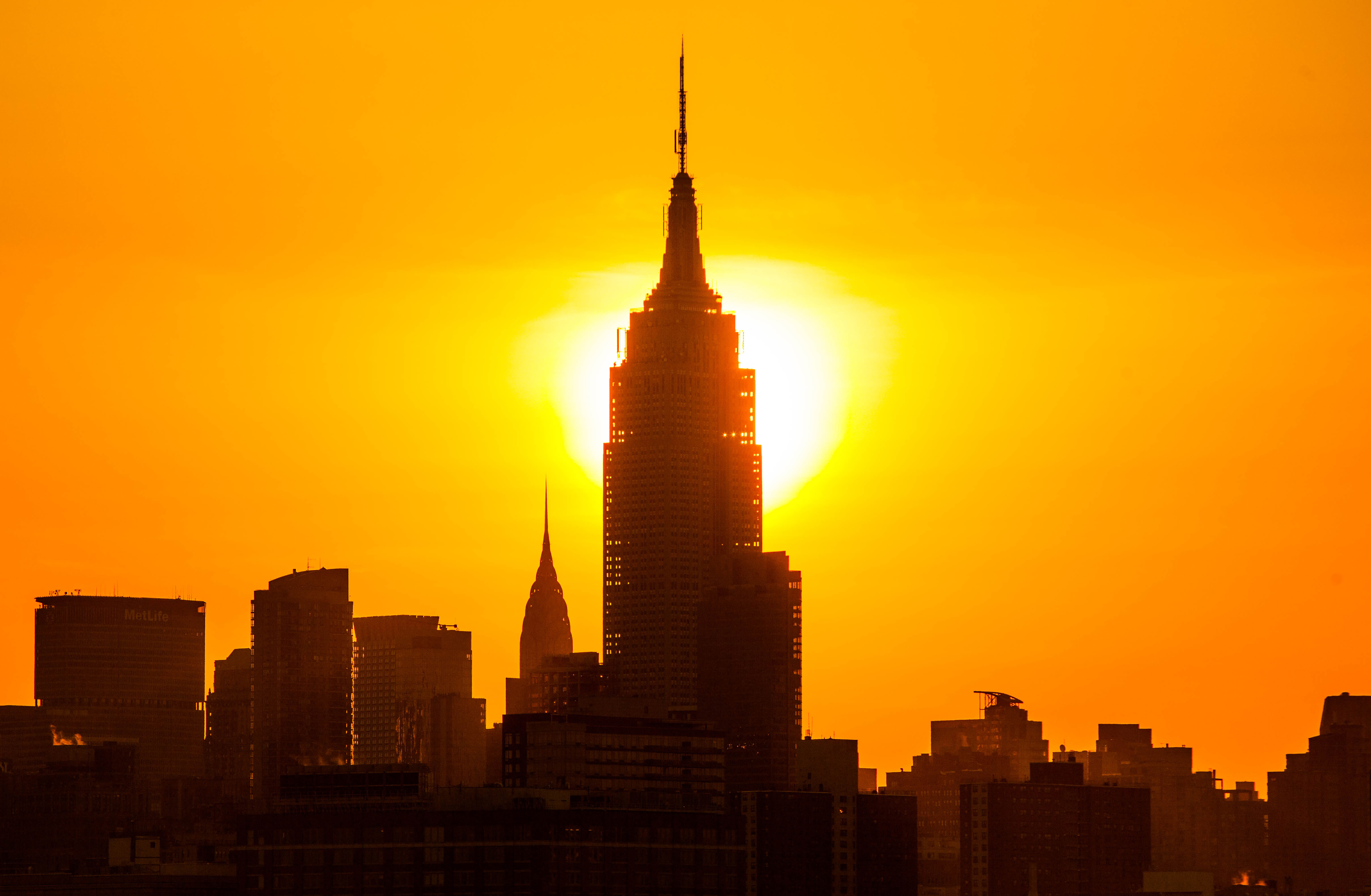 Bad news: This heat wave is sticking around NYC