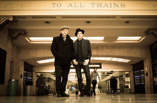 Billy Bragg + Joe Henry