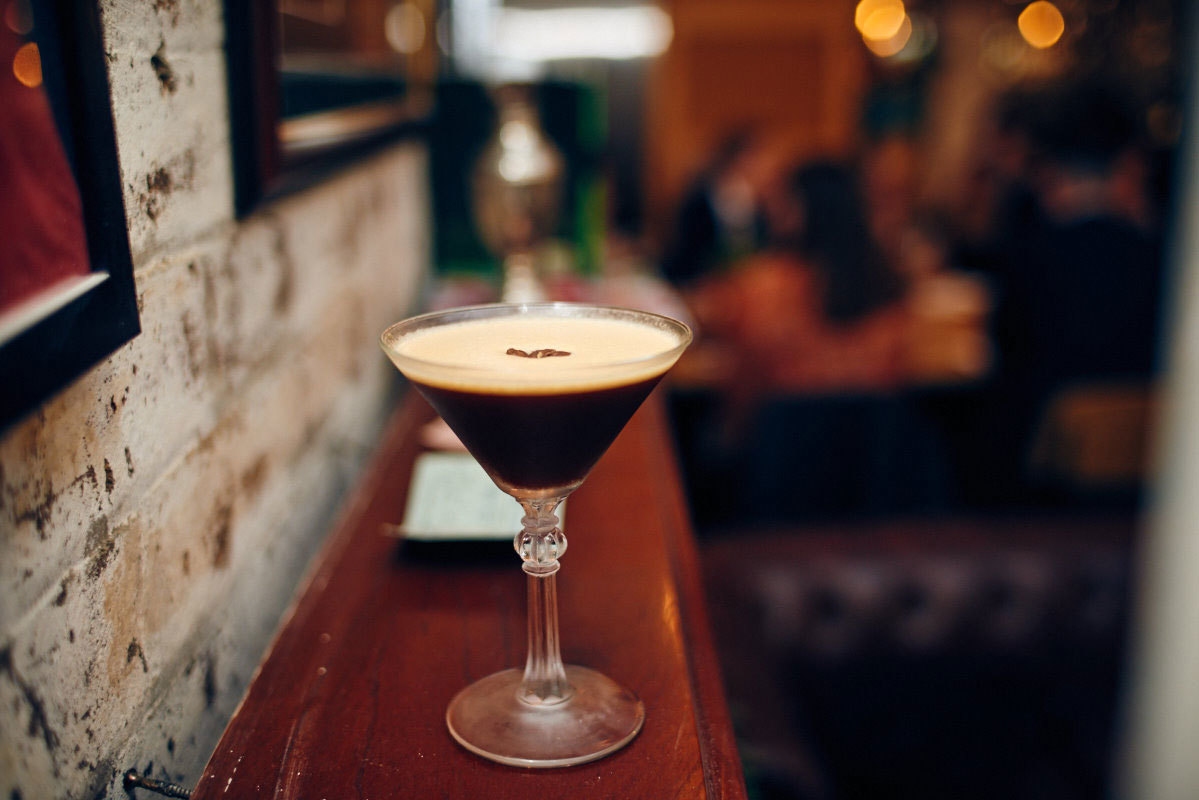 An Espresso Martini bar is opening in the Rocks
