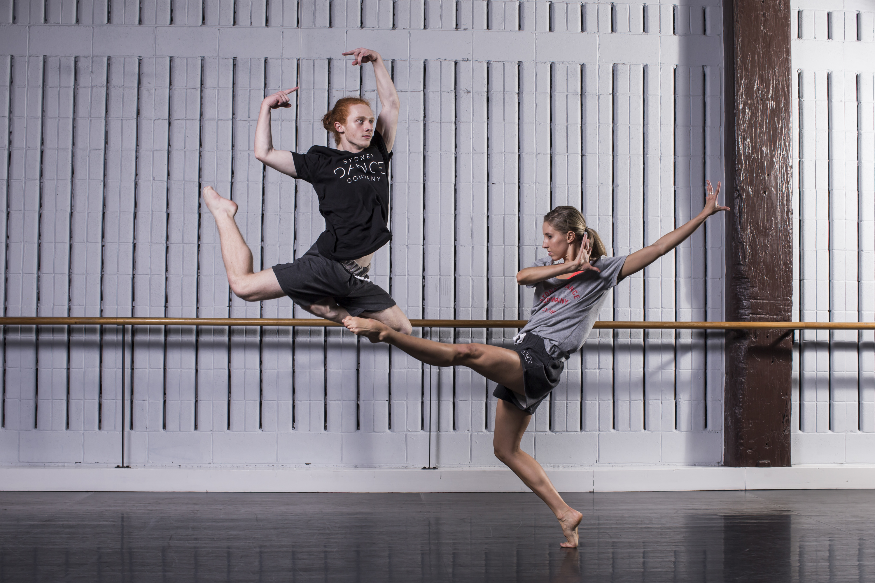 Sydney Dance Company's Studio Shakedown for Dry July