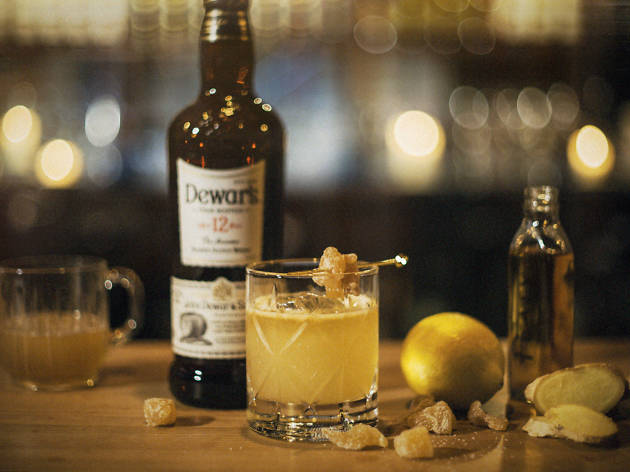 Dewar's Whisky: the history