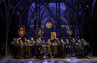 'Harry Potter and the Cursed Child' guide
