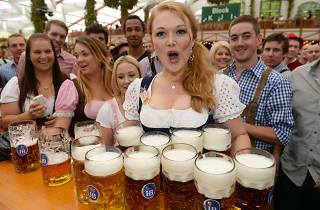 GERMANY OKTOBERFEST 2013