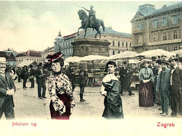 Regards from Zagreb