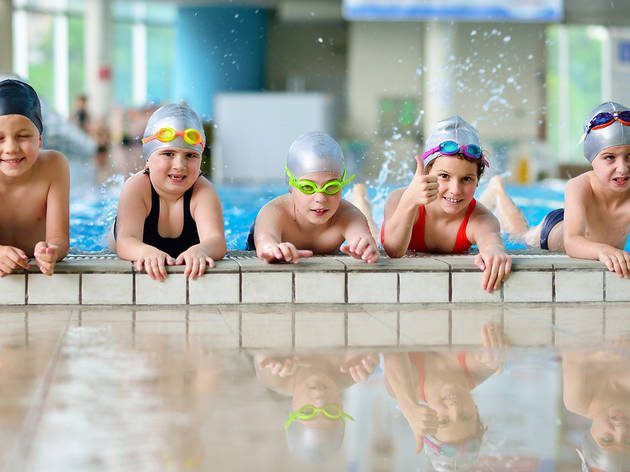 You can still sign up for NYC Parks' free Learn to Swim classes!
