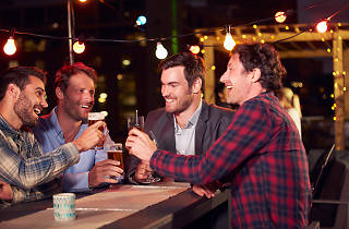 A whopping 91 percent of New Yorkers drink alcohol