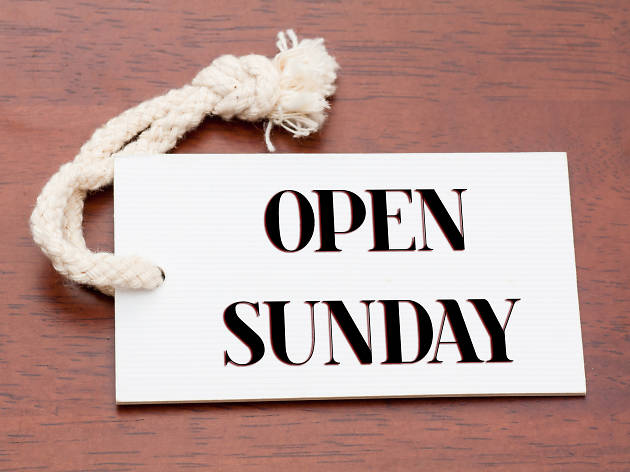 ouvert dimanche