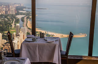 The Signature Room's Chicago Air & Water Show Viewing Party