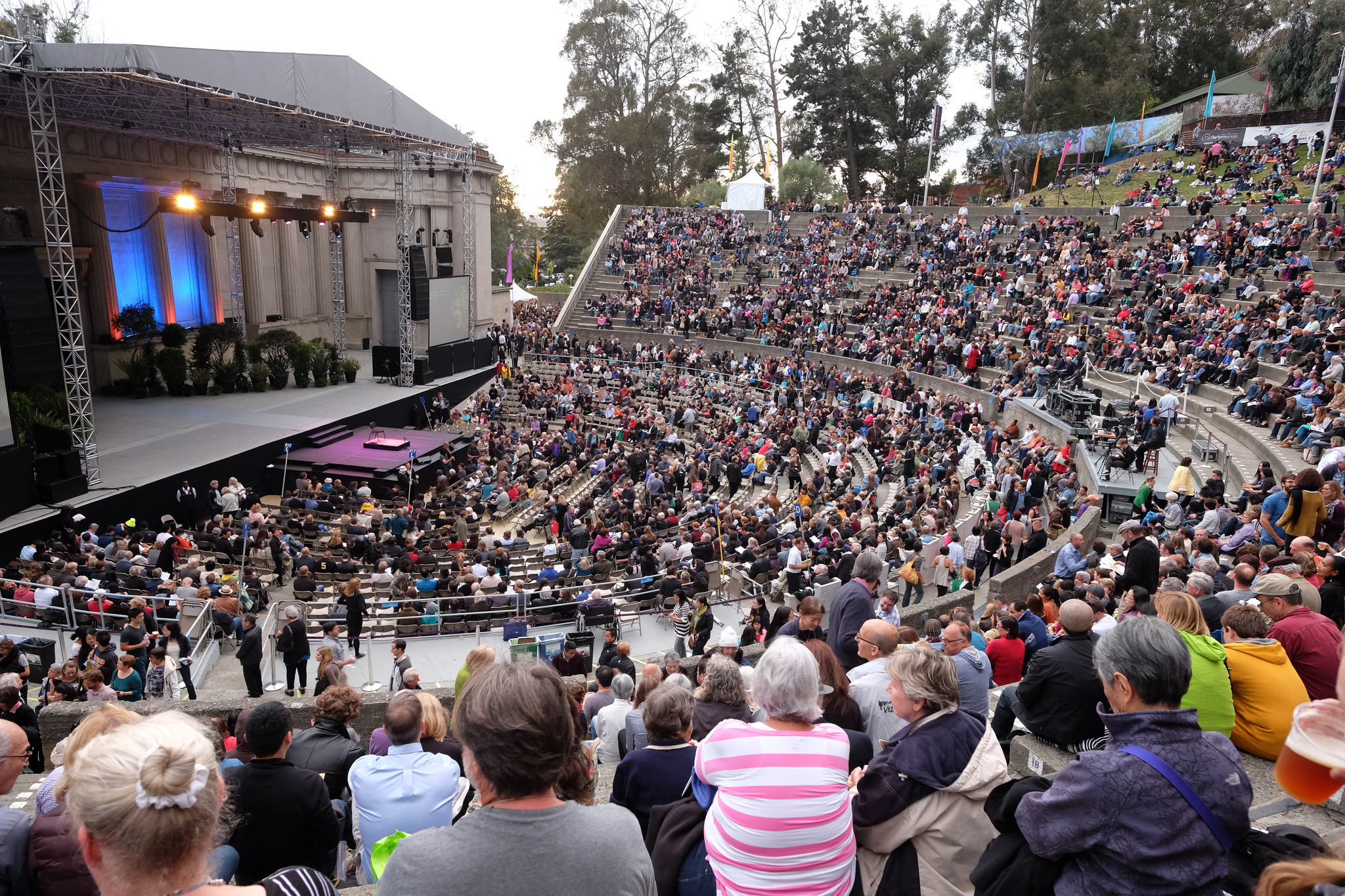 Greek Theatre Berkeley