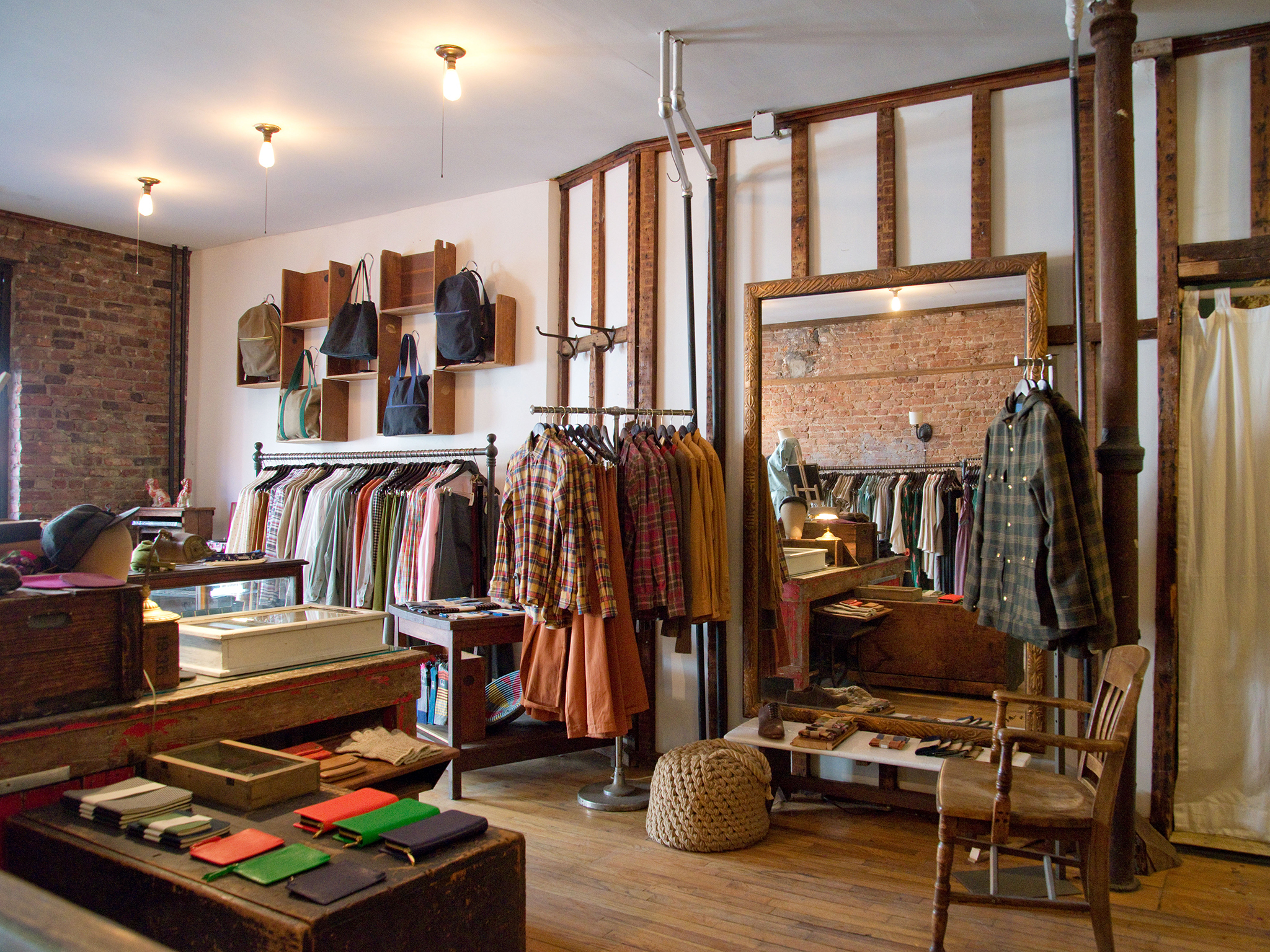 The best clothing boutiques in NYC