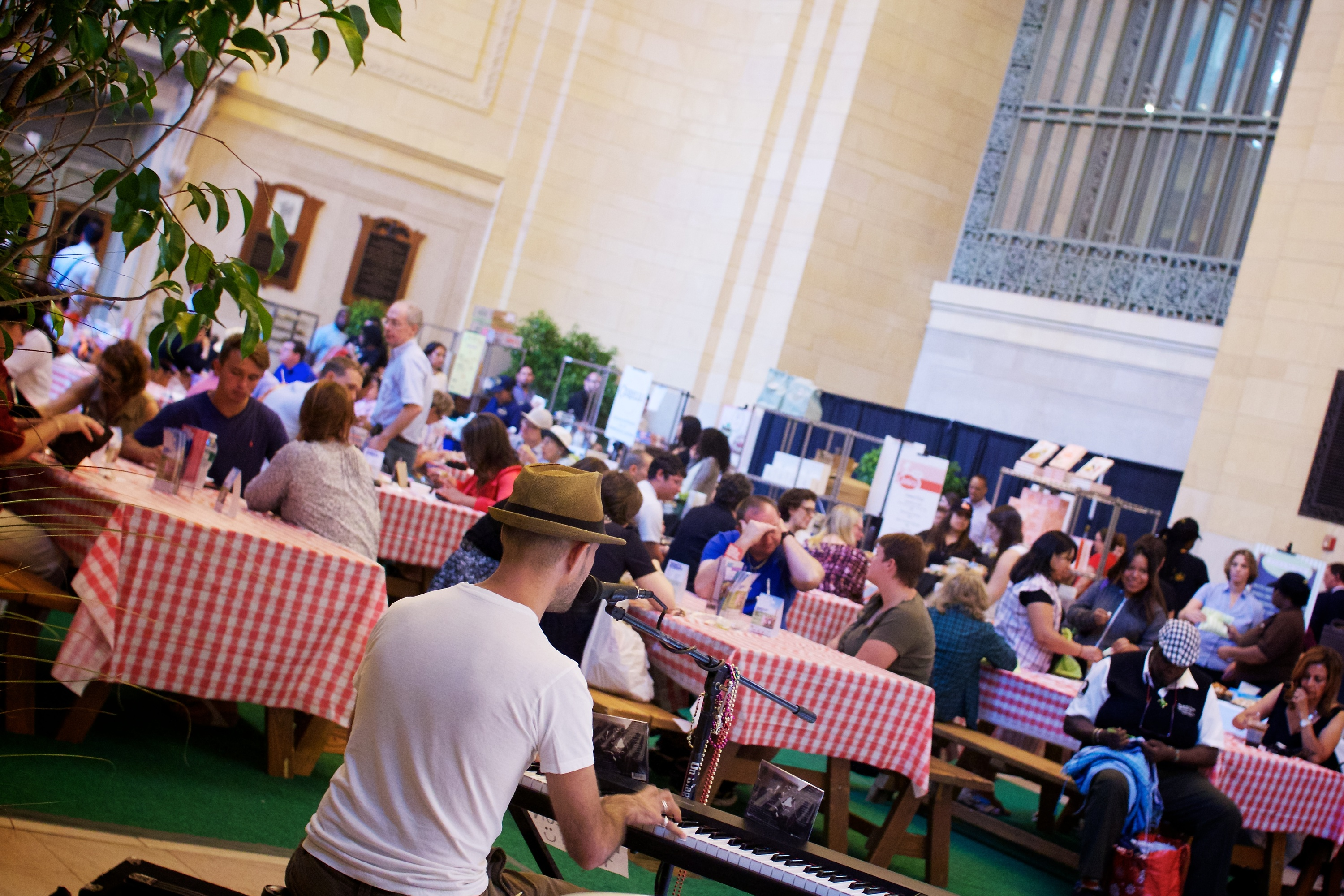 Grand Central's Summer Send-Off