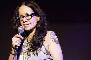Janeane Garofalo at The Bell House