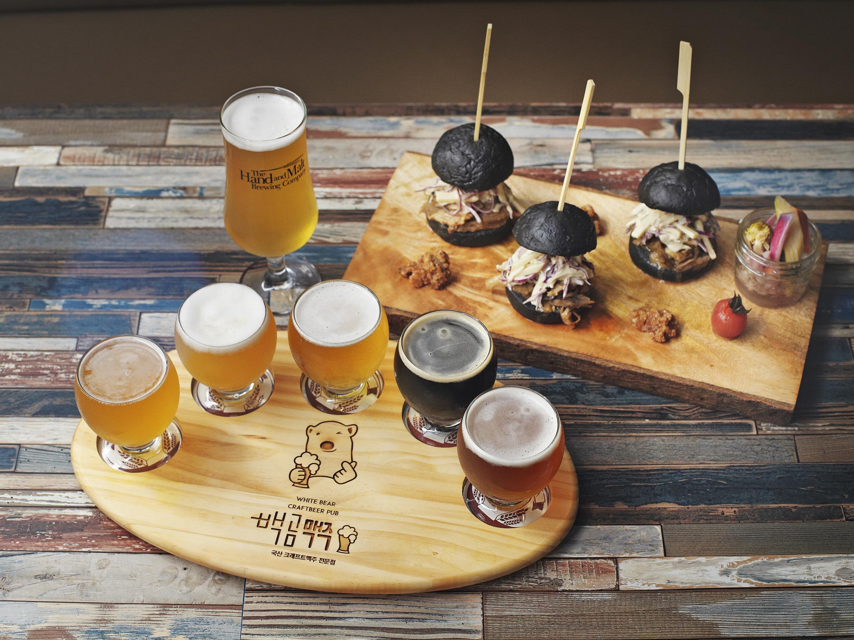 White Bear Makgeolli Bar & Brewery