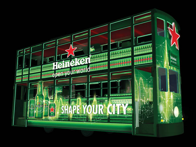 Heineken Tram Bar