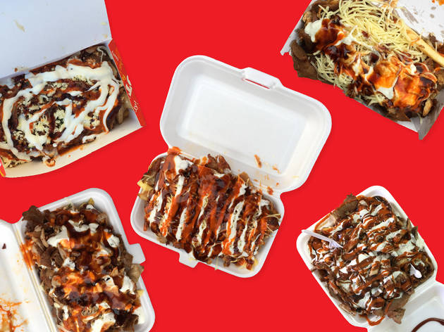 Lead Halal Snack Pack Feature