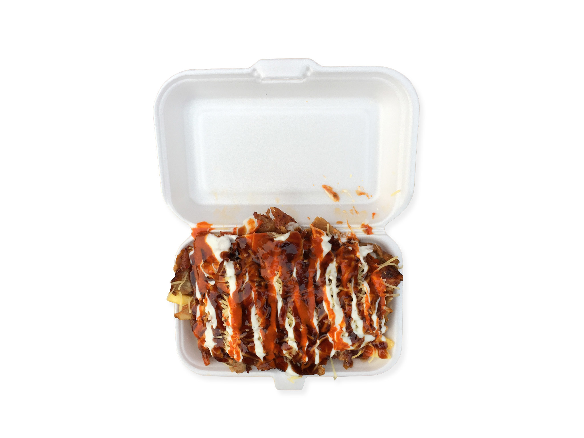 HSP at Kebab Express